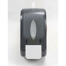 Distributrice de savon à mains - 28,2 oz (800 ml) - noir translucide