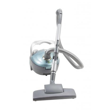 Canister Vacuum Cleaner, Johnny Vac JAZZ, Adjustable Wand, Bag Full Indicator, Swivel Hose And brushes