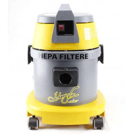 Commercial Vacuum, Johnny Vac # JV10H, HEPA Certified, 4 gallons