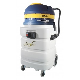 Aspirateur commercial sec et humide extra robuste - capacité de 85 L (22,5 gal) - technologie FLOWMIX - 2 moteurs - prise électrique - boyau de 3 m (10') - manchons en plastique et aluminium - brosses et accessoires inclus - IPS ASDO07433