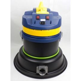 Tête complète avec adaptateur pour aspirateur commercial sec et humide JV45G