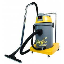 Commercial Wet & Dry Vacuum with Drain Hose, Johnny Vac JV400D, Capacity of 10 gallons