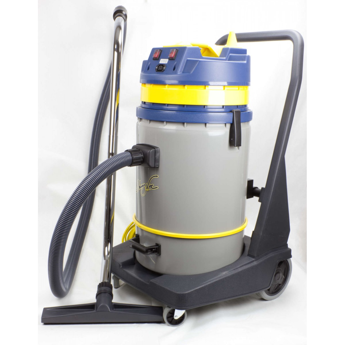 Wet And Dry Commercial Vacuum Cleaner Jv420p Trolley