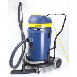 Wet & Dry Commercial Vacuum, Johnny Vac # JV429MIXD, Flowmix, Capacity Of 15.8 Gallons, With Drain