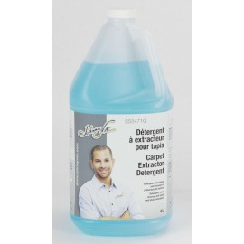 CARPET EXTRACTOR AND UPHOLSTERY DETERGENT - 4 L