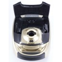 XV10PLUS - XCLUSIV CANISTER VACUUM CLEANER WITH POWER NOZZLE - 12 A - BLACK & GOLD - JOHNNY VAC