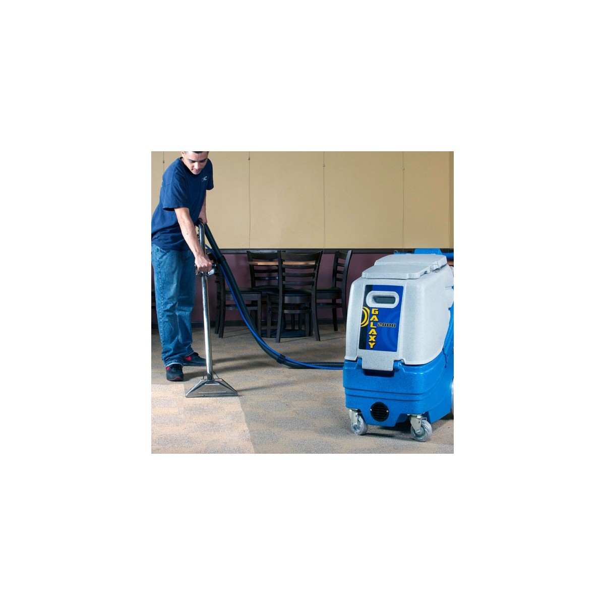 Carpet Extractor, Edic, ED2000SX, 150