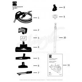 Air Turbo Accessory Kit 108-34473