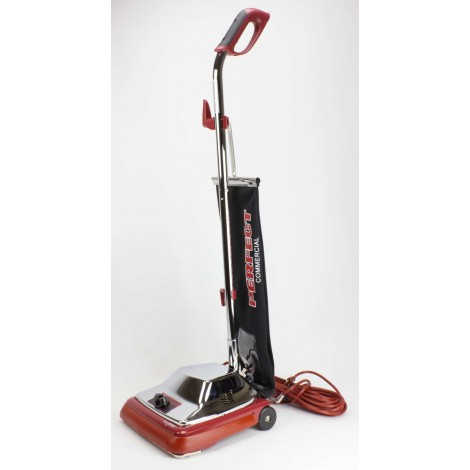 "PE101 - 12"" COMMERCIAL UPRIGHT VACUUM - 9.5 A - PERFECT"