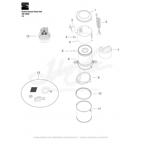 beam central vac parts diagram with Sears Vacuum Replacement Hose on Onan Generator 110 Wiring Diagram 5500 additionally Sears Vacuum Replacement Hose as well Service Repair Installation additionally