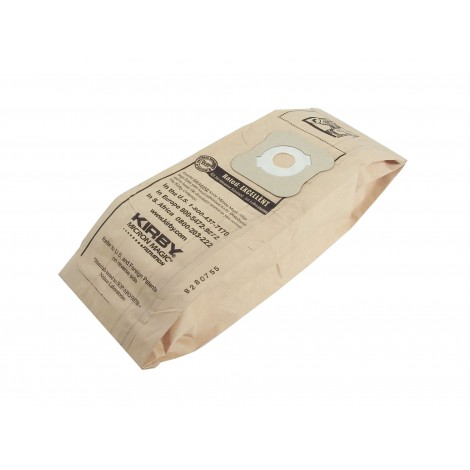 Pape Bag for Kirby G4, G5 and Gsix - Pack of 9 Bags - Kirby #197394A
