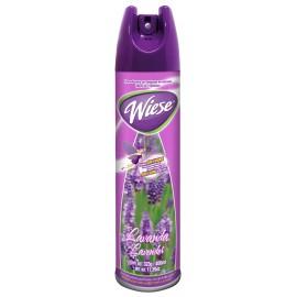 Déodorisant en aérosol - parfum lavande - 400 ml (14 oz) - Wiese NAEHO10
