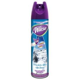 Déodorisant en aérosol - parfum brise des alpes - 400 ml (14 oz) - Wiese NAEHO21