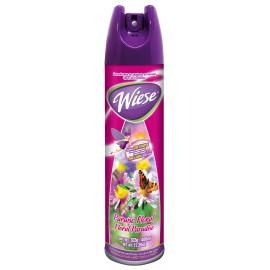 Déodorisant en aérosol - parfum paradis des fleurs - 400 ml (14 oz) - Wiese NAEHO23
