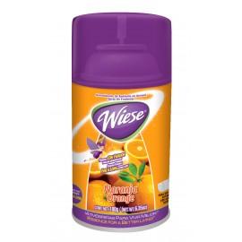 Déodorisant en aérosol intermittent - parfum orange - 180 ml (6,2 oz) - Wiese NAEDC01