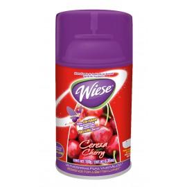 Déodorisant en aérosol intermittent - parfum cerise - 180 ml (6,2 oz) - Wiese NAEDC09