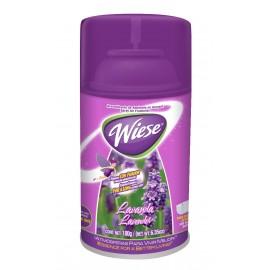 Déodorisant en aérosol intermittent - parfum lavande - 180 ml (6,2 oz) - Wiese NAEDC17