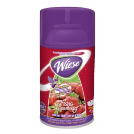 Metered Air Freshener - Strawberry Scent - 6.2 oz (180 ml) - Wiese NAEDC20