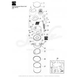 Kenmore Central Vacuum Kit 108-34751