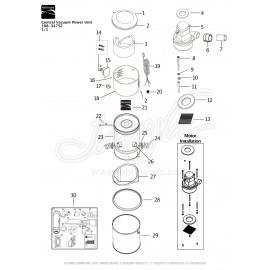 Kenmore Central Vacuum Kit 108-34752