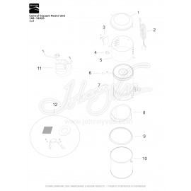 Kenmore Central Vacuum Kit 108-34820