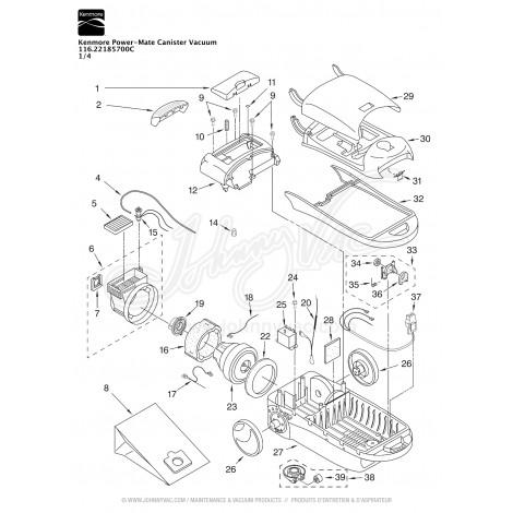 Powermate Wiring Diagrams