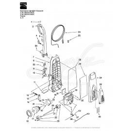 Kenmore Upright Vacuum 116.30201502C