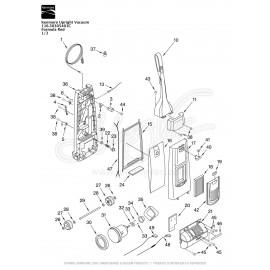 Kenmore Upright Vacuum 116.30305401C