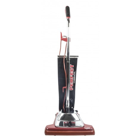 "PE102 - 16"" COMMERCIAL UPRIGHT VACUUM - 9.5 A - PERFECT"