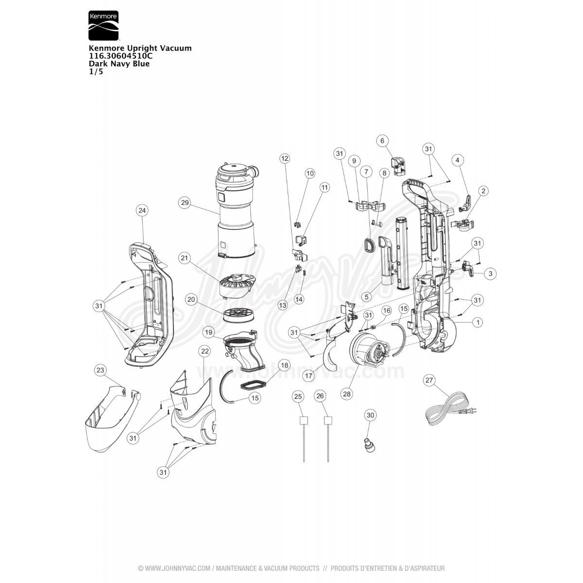 Kenmore Vacuum Replacement Hose Wiring Diagram And Engine P 02024195000p Besides 116 0642000 Moreover Bissell Proheat Pet Additionally