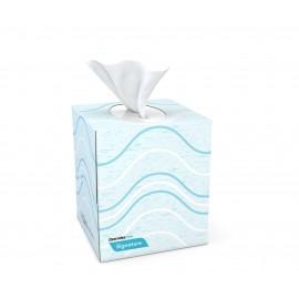 Facial Tissue - 2-Ply - Box of 36 box of 95 Facial Tissue - Cube Signature