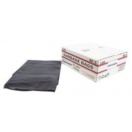 GARBAGE BAG - EXTRA STRONG - 42'' X 48'' - BLACK - BOX/100 ORIGINAL UPC CODE : 066192200536