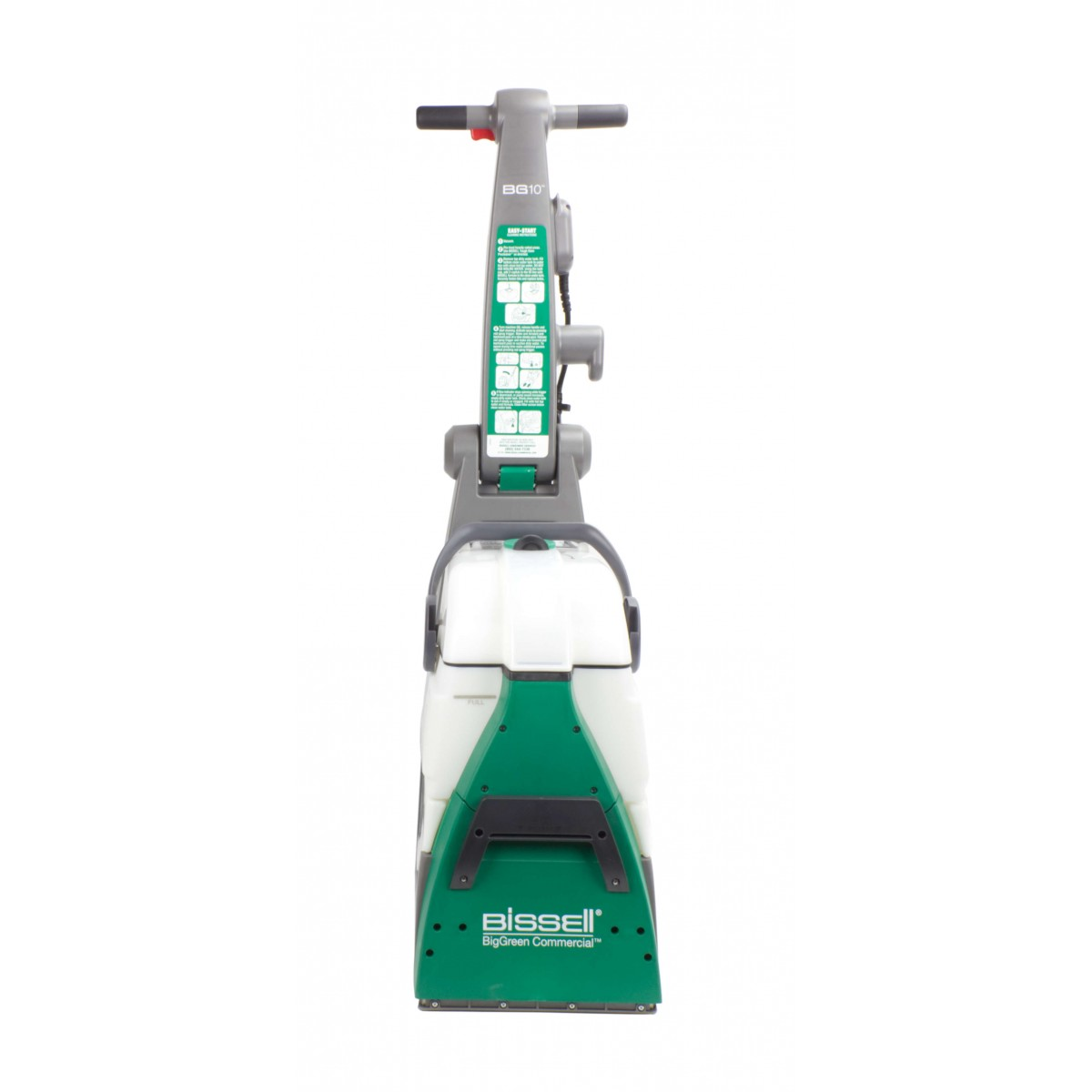 Big Green Egg Outdoor Kitchen: BISSEL PROFESSIONNAL UPRIGHT CARPET CLEANER BIG GREEN®