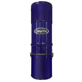 Aspirateur central - Canavac - Signature LS750SC - 625 watts-air - capacité de 5 gal (19 L) - support mural - sac et filtre HEPA