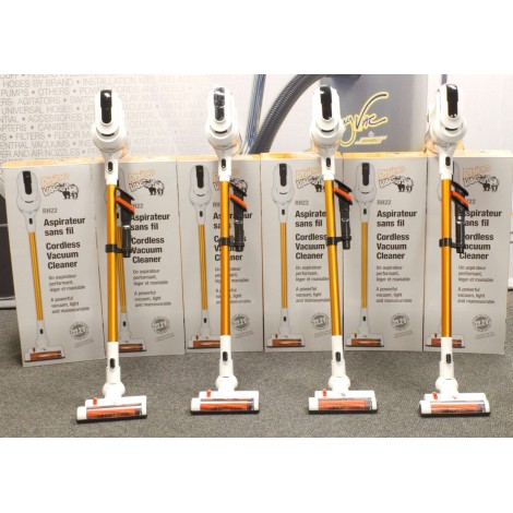 CORDLESS STICK VAC BATTERIE 22. VOLTS USED
