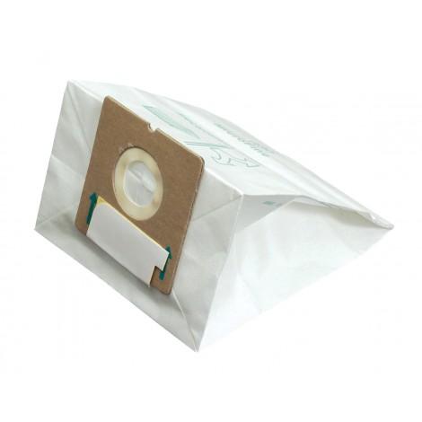 Sac microfiltre pour aspirateur Hoover H30 et remplacement pour sac Dirt Devil de type AB - paquet de 5 sacs