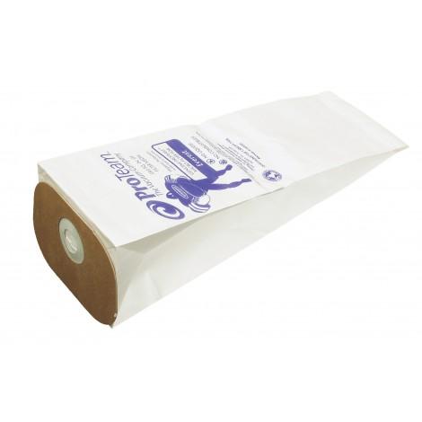 Sacs en papier pour aspirateur Proteam 11 L (10 pintes) Everest - paquet de 10 sacs - # 103191