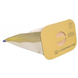 Sacs microfiltres pour aspirateur Electrolux - paq/12 Envirocare 805