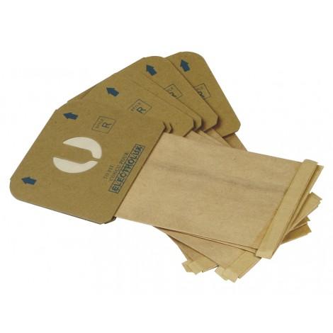Sac microfiltre pour aspirateur Electrolux Renaissance - style R - paquet de 6 sacs + 1 filtre - Envirocare 807