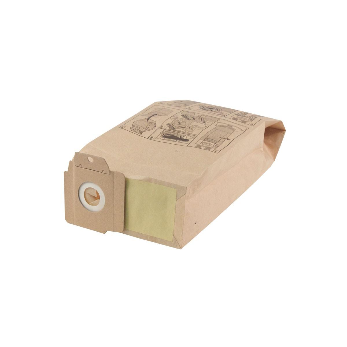 sacs en papier pour aspirateur karcher pf cv30 pk 10. Black Bedroom Furniture Sets. Home Design Ideas