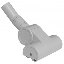 "Mini Air Nozzle - 6"" (15.2 cm) Width - Upholstery and Stairs - Grey - Johnny Vac TT160G"