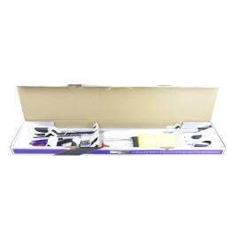 REPACK- COMPLETE SQUEEGEE KIT FOR WINDOW CLEANING