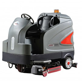 LARGE AUTOSCRUBBER 500 RPM 35' CLEANING PATH 36 V RIDE ON