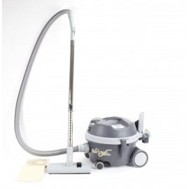 USED : LEO - CANISTER VACUUM - JOHNNY VAC
