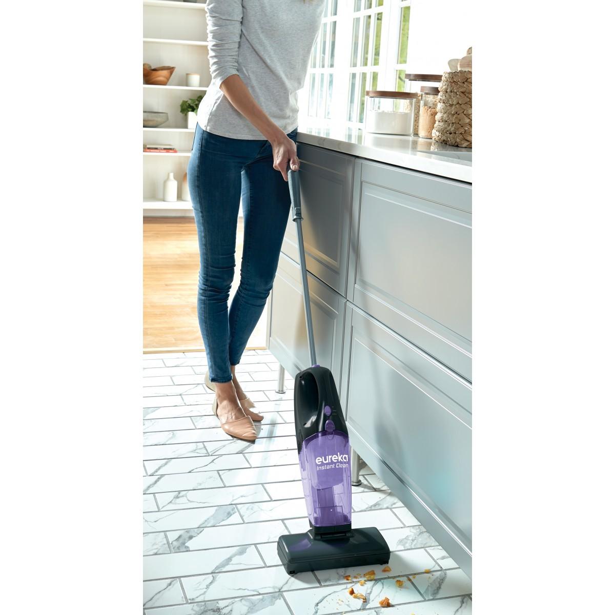 Cordless Vacuum Eureka Instant Clean Transformable