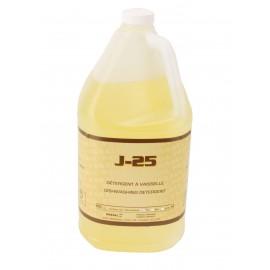Détergent à vaisselle concentré avec dégraisseur - dégraissant actif - 4 L (1,06 gal) - Parall J-25
