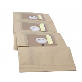 Microfilter Bag for Bissell Zing 4122 Series Canister Vacuum - Pack of 3 Bags - Envirocare 820