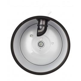 Aspirateur central Johnny Vac - JV600C30 - silencieux - compact - 600 watts-air - capacité de 3 gal (12 L) - support mural - sac HEPA - filtre mousse - boyau de 30' (9 m) - kit d'accessoires