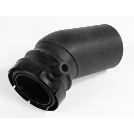 "ELBOW FOR AIR NOZZLE 1 1/2"" TT275 BLACK"