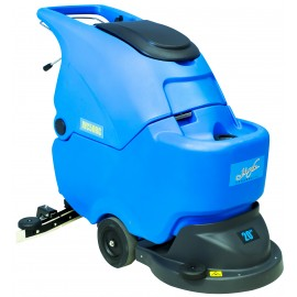 """JVC50BC - 20"""" AUTOSCRUBBER JVC50BC - Autoscrubber20 """" Under Stress with Key, Indicators for Batteries, Indicator of the Time of Use, Working Width of 20 """", Efficiency on 20 990 Pi2 / 1950 M2 at the Hour, Brush Activated by Lever,"""